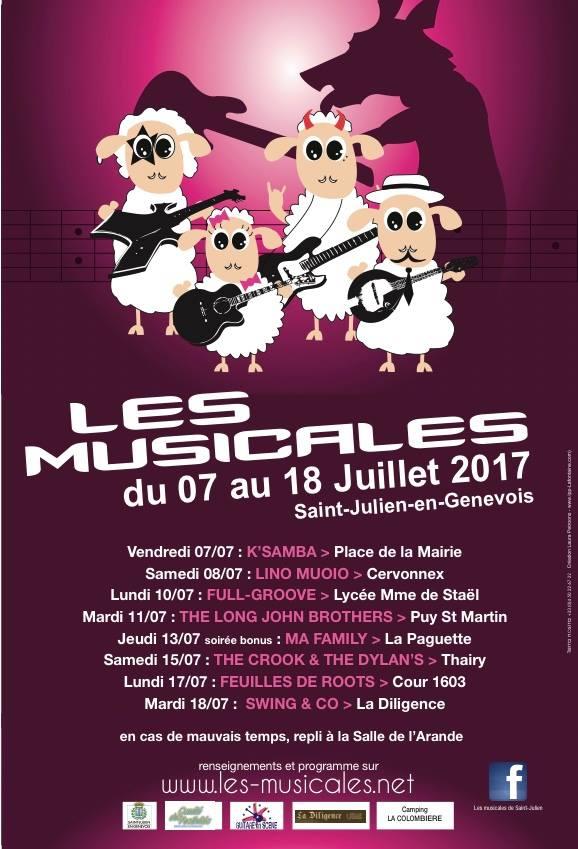 Cour 1603 - Saint Julien en Genevois, Mardi 18 juillet 2017