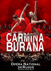 affiche « Carmina Burana »