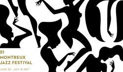 affiche 51ème MONTREUX JAZZ Festival