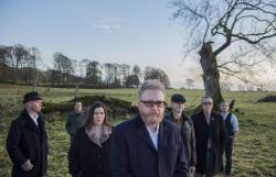 affiche  Flogging Molly
