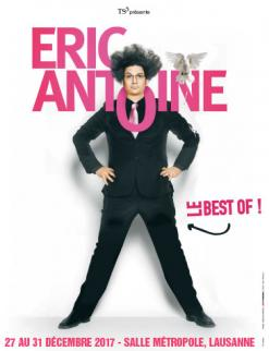 affiche Eric Antoine - Le best-of
