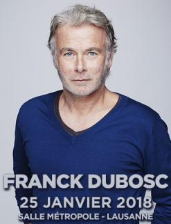 affiche Franck Dubosc