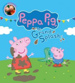 affiche Peppa Pig