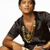 affiche Bruno Mars - The 24K Magic World Tour