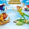 affiche Disney sur Glace - Le Voyage Imaginaire