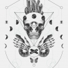 affiche Impetus Festival 2017 - Ulver, Enslaved, Herod, Hellbats