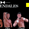 affiche Chippendales show avec les Body Exciting