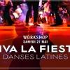 affiche Viva la Fiesta - danses latines