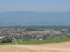 Douvaine, vue de Ballaison