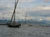 Le Savoie, par temps d'orage