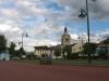 L'Eglise, vue de l'av. du Général Dupas