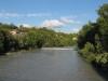 L'Aïre, vue du Pont de la Fontenette