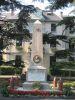 Monument aux morts, devant l'Hôtel de Ville