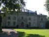 Le château, coté cour (entrée principale)