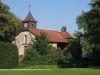 La Chapelle, vue du château