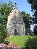 Chapelle du XVIIIe, style néogothique