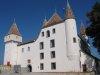 Vue de la place du Château