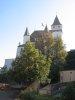 Château, depuis la place de l'église (voir album complet)