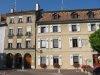 Place du Château (à droite, la Mairie de Nyon)