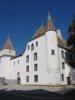 Le château de Nyon, depuis la place du Château (voir album complet)