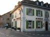 Carrefour rue de la Gare / route de Bernex