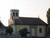 Eglise de Prangins, de l'Avenue Général C.J. Guiguer-De-Prangins