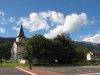L'Eglise, vue d'en dessous