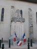Monument aux morts, côté de l'église