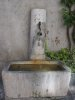 Fontaine, rue du Perron