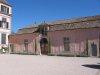 Cour d'entrée du château (droite)