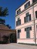 Accès au jardin privé du Château