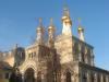 L'Eglise Russe, église Orthodoxe de Genève (XIXème) Certains pensent qu'elle a été construite sur l'emplacement du Prieuré de Saint Victor, détruit en 1535 lors de l'édification des glaçis. Aucun vestige archéologique n'a toutefois été retrouvé