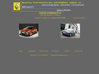 thumb Garage d'Hermance