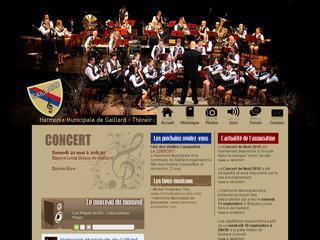 thumb Harmonie Municipale de Gaillard-Thônex