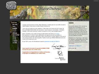 thumb Domaine vignoble Blaise Duboux