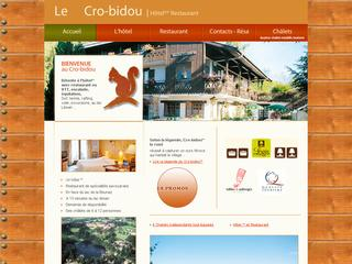 thumb Hotel Le Cro-Bidou **