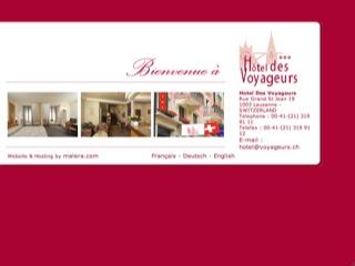 thumb Hôtel des Voyageurs ***