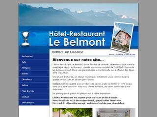 thumb Hôtel de Belmont ***