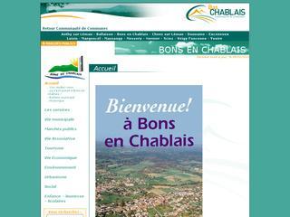 thumb Mairie de Bons-en-Chablais
