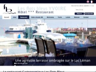 thumb Restaurant Les Flots Bleus