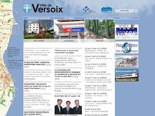 thumb Site officiel de la commune de Versoix