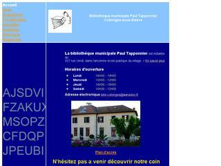 thumb Bibliothèque municipale de Collonges-sous-Salève