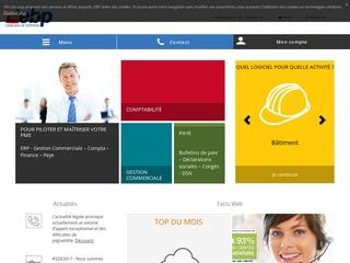 thumb EBP - Editeur de solutions de gestion sur Lausanne