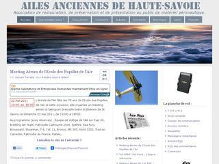 thumb Ailes Anciennes de Haute-Savoie