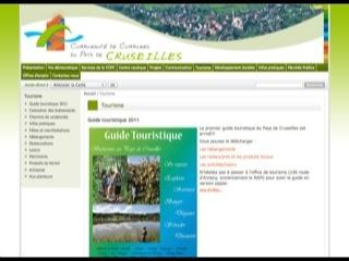 thumb Office de Tourisme du Pays de Cruseilles