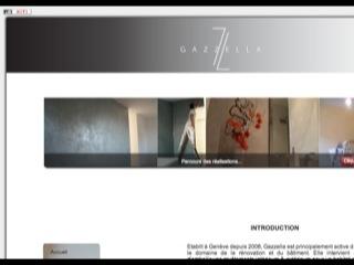thumb Gazzella - entreprise de peinture et rénovation