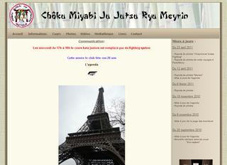 thumb Chïku Miyabi Ju-Jitsu Ryu Meyrin