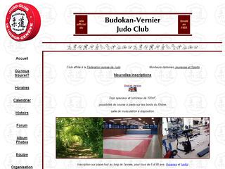 thumb Budokan Vernier Judo Club