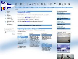 thumb Club Nautique de Versoix