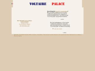 Thumbnail do site Voltaire Palace Hôtel